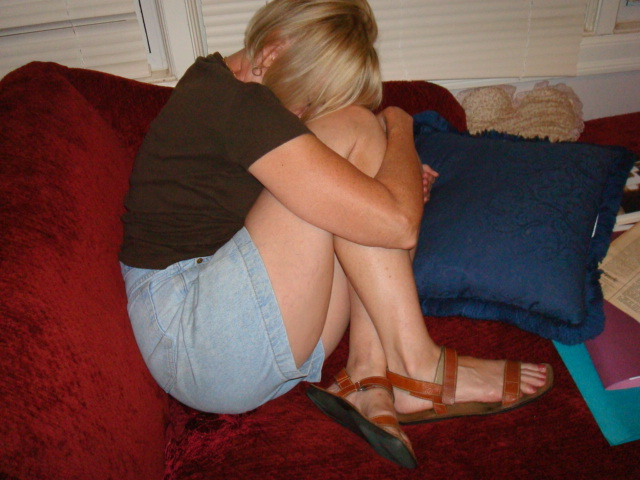 Rejected by a famous documentary film director, this local woman refuses to come out of fetal position.