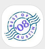 Best of Austin Blog Award